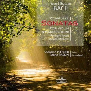 J.S. Bach - Intégrale des sonates pour violon et clavecin